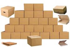 Транспортно-логистическая тара и упаковка из гофрированного картона