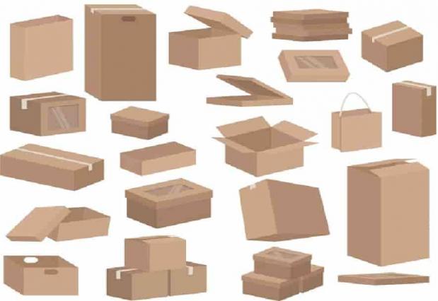 Огромные картонные коробки против маленьких картонных коробок: в чем плюсы