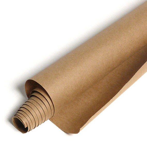 Крафт бумага рулон 10м